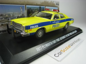 PLYMOUTH FURY 1977 PORT AUTHORITY OF NEW YORK AND