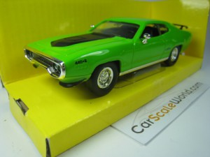 Plymouth Gtx 1971 1/43 Yat Ming-Road Signature (Gr