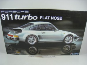 PORSCHE 911 TURBO FLAT NOSE (930) 1/24 FUJIMI (KIT