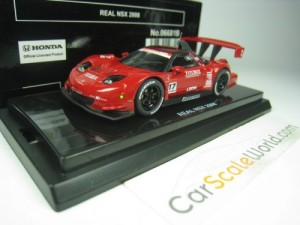 REAL HONDA NSX 2008 SUPER GT SERIES 1/64 KYOSHO