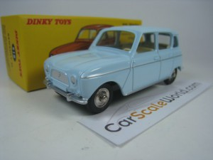 RENAULT 4L 1/43 DINKY TOYS ATLAS (LIGHT BLUE)