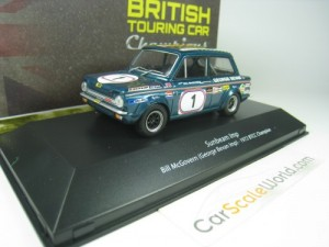 SUNBEAM IMP 1972 BTCC CHAMPION BILL MCGOVERN 1/43