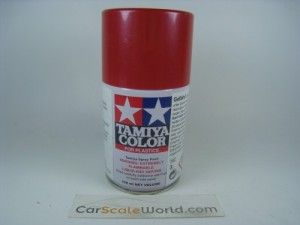 TAMIYA METALLIC RED TS-18 SPRAY 100ML