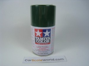 TAMIYA TS-43 RACING GREEN SPRAY 100ML