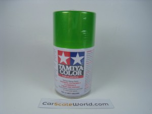 TAMIYA CANDY LIME GREEN TS-52 SPRAY 100ML