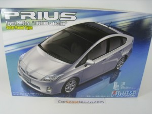 TOYOTA PRIUS 2009 1/24 FUJIMI (KIT ASSEMBLY)