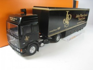 VOLVO F12 1981 JOHN PLAYER SPECIAL TEAM LOTUS RACI