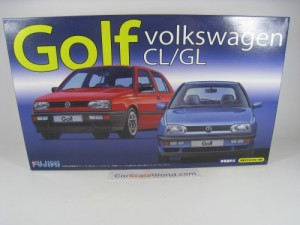 VOLKSWAGEN GOLF CL/GL MK3 5 DOORS 1/24 FUJMI (KIT