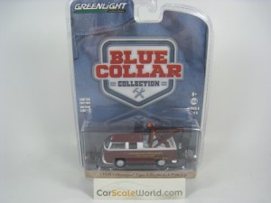 Blue Collar Collection Serie 6